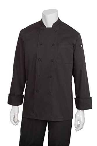 Cool Vent (Chef Works Men's Calgary Cool Vent Chef Coat (JLLS))