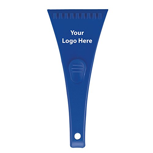 Value Ice Scraper - 250 Quantity - $1.35 Each - PROMOTIONAL PRODUCT / BULK / BRANDED with YOUR LOGO / CUSTOMIZED by Sunrise Identity