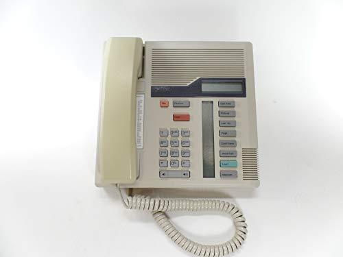 Nortel M7208 Telephone Ash (Certified Refurbished)