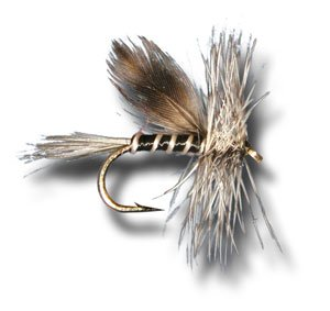- California Mosquito Fly Fishing Fly - Size 14 - 6 Pack