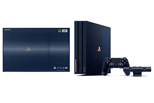 Playstation 4 PRO 2Tb 500-Million Limited Edition Console (Limited to 50,000 Units Worldwide) bundle more customize now 6