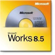 Photo - Microsoft Works 8.0 [Old Version]