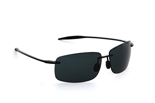 DESPADA, Made In ITALY Sports Designer Fashion Driving Super light Frame with UV Lenses for Men Sunglasses DS1301C2 (Matte Black, - Italy Sunglasses Super