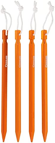 Coghlan's 1000 4-Count 9-Inch Ultralight Tent Stakes (Discontinued by Manufactu