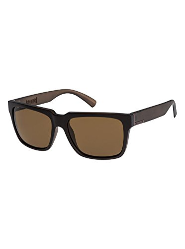 Quiksilver Mens Bruiser - Sunglasses Sunglasses Brown One - Sunglass Quicksilver