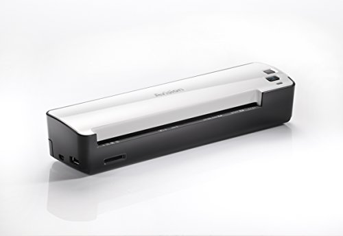 Avision Portable Scanner for Document and Photo, Battery Operated with SD Card, USB Connection Is25