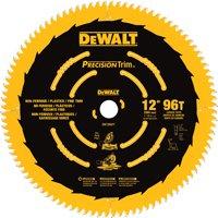 DewaltProducts Circ Saw Blade Prcn 12In 96Th, Sold as 1 Each by DewaltProducts