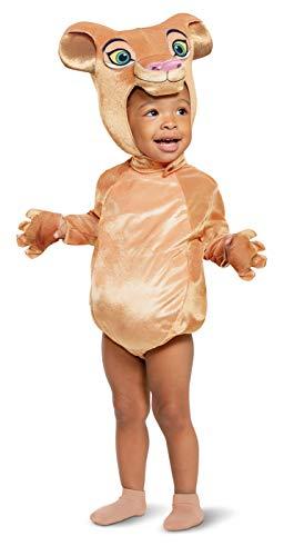Disguise Baby Girls Nala Infant Costume, Beige, (6-12 ()