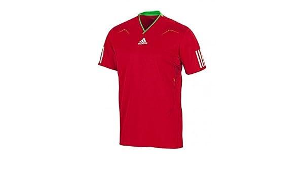adidas - Camiseta de pádel para hombre, tamaño XL, color rojo ...