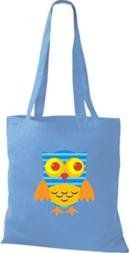 Azul Algodón Para Tela Claro De Bolso Mujer Shirtinstyle HxqCPYt
