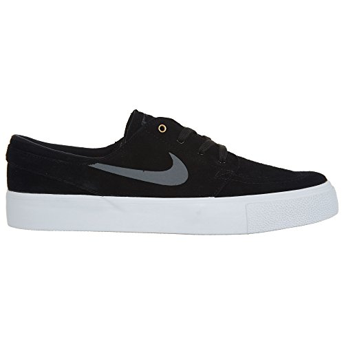 Men's Dark Grey Nike Black metallic Shoe HT Zoom Janoski SB Gold Skate dw7Aq8gw