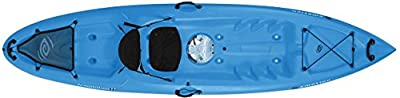90528 Emotion Temptation Sit-On-Top kayak, Blue, 11' by Lifetime OUTDOORS