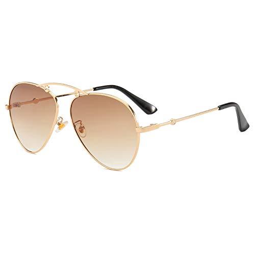 b01c582ae3 Sol Gafas Sol Mujer De Tamaño Viaje De Pink Z para De Browngradient  Antirreflejos Gafas Viaje ...