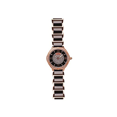 Charmex Rodeo Drive 6286 34mm Multicolor Steel Bracelet & Case Synthetic Sapphire Women's Watch
