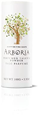 Scottish Fine Soaps Arboria 100g/3.5oz Perfumed Talcum Powder