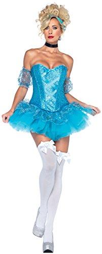 Cinderella Adult Costume - (Sexy Adult Cinderella Costumes)
