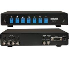Pro Video RQS-10B B/W Quad - Multiplexer B/w