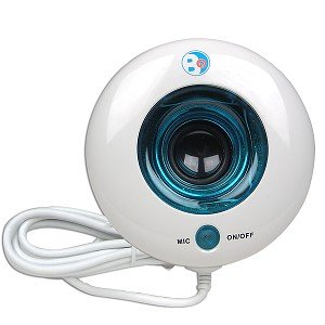 Auzentech Vr Fidelity USB Speakerphone White