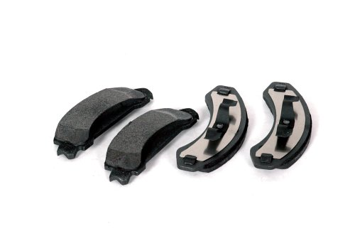 Performance Friction Corporation 387.20 Carbon Metallic Brake Pads