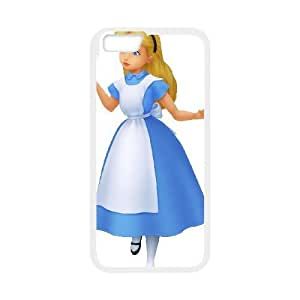 iphone6 4.7 inch Phone Case White Alice in Wonderland ZBC371967