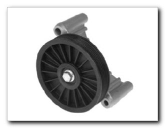 (Motormite A/C Compressor Bypass Pulley for 1993-87 Chevrolet/GMC Truck S Series; 1987-85 Chevrolet Corvette (34224))