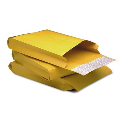 Redi-Strip Kraft Expansion Envelope, Side Seam, 9 x 12 x 2, Brown, 25/Pack, Sold as 25 (Redi Strip Kraft Expansion Envelopes)