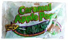 Tootsie Caramel Apple Pops 9.4oz ()