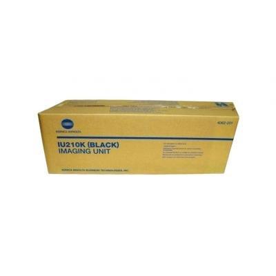 Konica-Minolta 4062-201 IU-210K OEM Imaging Unit: Black Yields 70,000 Pages
