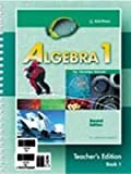 Algebra 1, Ron Tagliapietra, Kathy D. Pilger, Kathy Kohler, 1579243266