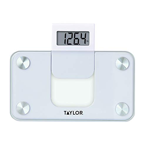 Taylor Precision Products Digital Glass Mini Scale with Expandable Readout