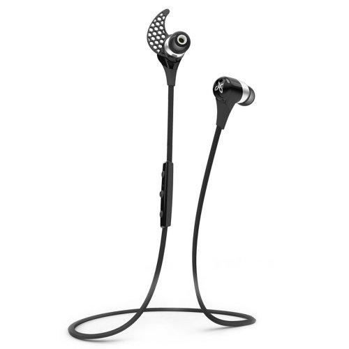 JayBird BBX1MB BlueBuds X Sport Bluetooth Headphones – Black (Discontinued by Manufacturer)