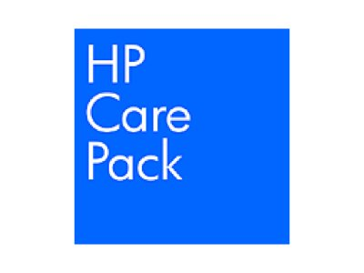 HP UL411E Electronic HP Care Pack Next Business Day Hardware Support with Defective Media Retention - Extended service agreement - parts and labor - 3 years - on-site - 9x5 - response time: NBD - for Color LaserJet CM6030 MFP, CM6030f MFP, CM6040 MFP, CM6040f MFP