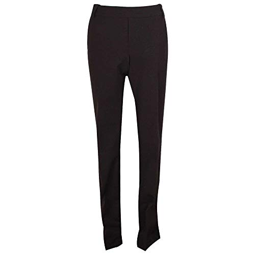 Black Up Trousers Pull On Classic ARx5qP