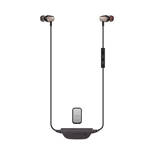 Moshi Mythro Air Bluetooth in-Ear Earbuds - Gray (4713057251160)