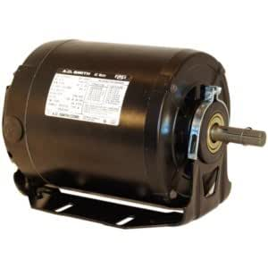 Century rb3104a general purpose dual mount 1 hp electric for General electric fan motor