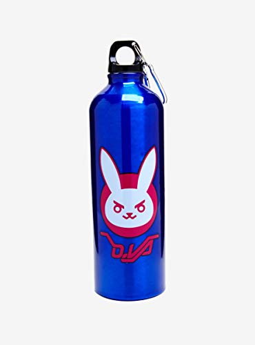 Overwatch D.Va Bunny Carabiner Water Bottle for sale  Delivered anywhere in USA