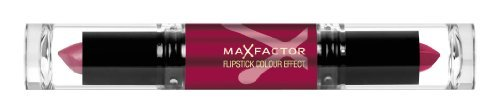 Max Factor Flipstick Color Effect Lipstick for Women, # 25 Salsa Red by Max (Lipstick Red Salsa)