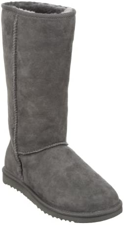 CLASSIC TALL UGG BOOTS- GREY SIZE UK 3