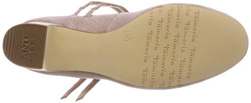 Tamaris 24407, Women's Closed-Toe Pumps Pink (Rose Glam)