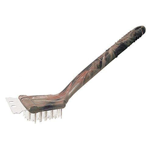 21st Century B65A14 Grill Brush, Camouflage