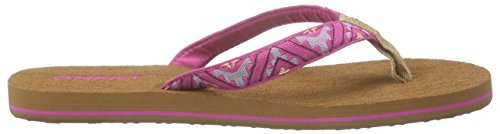 O'Neill Fw Evie - Chanclas Mujer Pink (PINK AOP 4900)