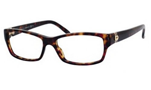 Gucci GG3573 Eyeglasses-0TVD - Havana Gucci Eyeglasses