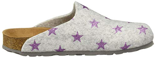 Ice Chatel Star Women's Clog Bayton Purple f6qzwq