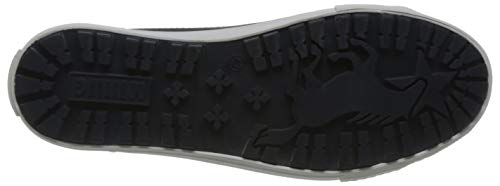 Sneaker Herren Graphit Hohe 259 Top High Mustang Grau 6vqOw8I8