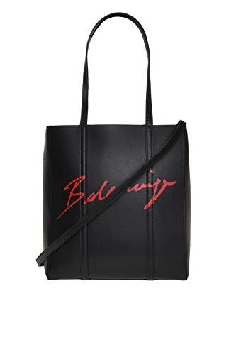 Luxury Fashion | Balenciaga Womens 5518101ED2N1000 Black Tote | Fall Winter 19