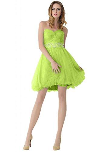 Abito Abito green Sunvary lime ragazza lime Sunvary Sunvary ragazza green AUwYE