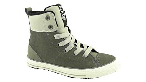 Converse Kids Chuck Taylor All Star Asphalt Boot Hi (3 M US Little Kid) (Converse Girl Boots)
