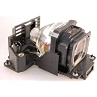 Sony VPL-CS6 projector lamp replacement bulb with housing - high quality replacement lamp