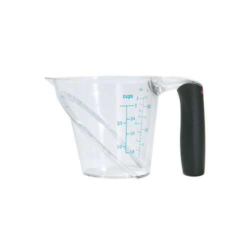 8 Ounce 1 Cup (OXO SoftWorks 1-Cup Angled Measuring Cup)