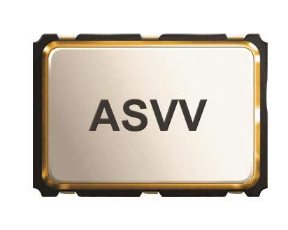 ABRACON ASVV-40.000MHZ-N102-T VCXO, 40 MHz, CMOS/TTL, SMD, 7mm x 5mm, 3.3 V, ASVV Series by ABRACON